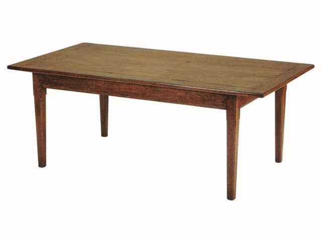 Dining Table: Country Dining Table